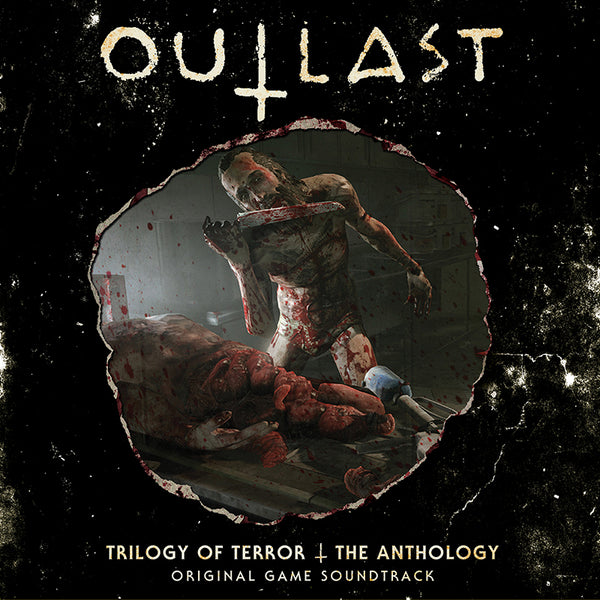"* Outlast: Trilogy of Terror - The Anthology Double LP [""Rain of Blood"" NYCC Exclusive Variant]"