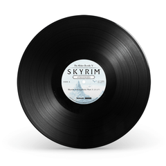"** PRE SALE ** The Elder Scrolls V: Skyrim ""Atmospheres"" LP [Exclusive Vinyl Variants]"