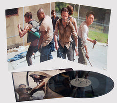 AMC's The Walking Dead: [Brains & Guts Variant] Original Soundtrack Vol.1 LP