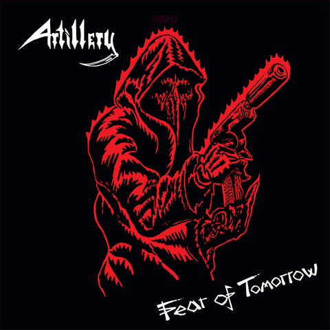 "ARTILLERY: Fear of Tomorrow Double LP [WaxManiax.com ""Poison I.V."" Colored Vinyl Exclusive]"