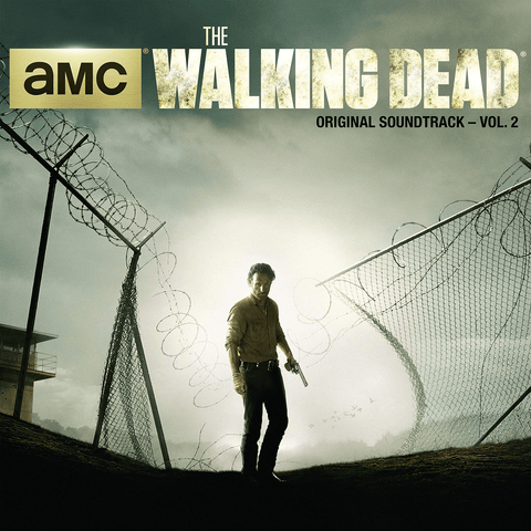 The Walking Dead: Original Soundtrack Vol.2 LP [Colored Vinyl]