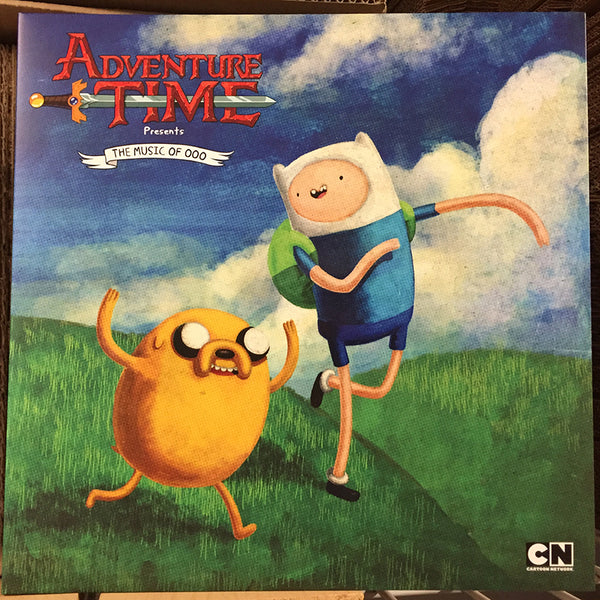 Adventure Time Presents: The Music of Ooo LP [Finn Variant]