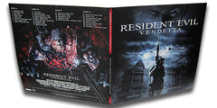 SOLD OUT Resident Evil: Vendetta - Original Motion Picture Soundtrack Double LP [A-Virus Variant - SPACELAB9.COM Exclusive]