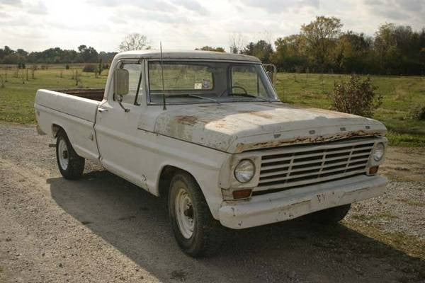 Barn Find of the Day: 1967 Ford F250 Camper special