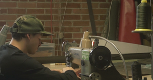 FILM FROM THE SHOP: Making the Upland Bird Hunting Chaps
