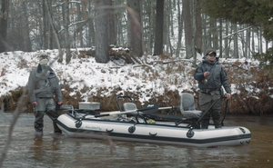 BIG SHOALS RAFT: Chasing Michigan Chrome