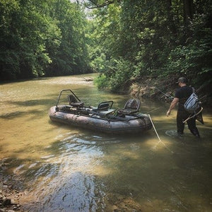 Big Shoals Raft