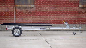 Big Shoals Raft Trailer by Rocket