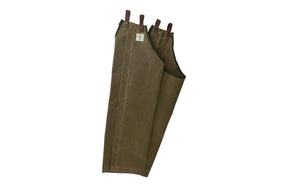 Waxed Cotton Upland Bird Hunting Chaps