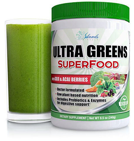 Ultra Greens SuperFood