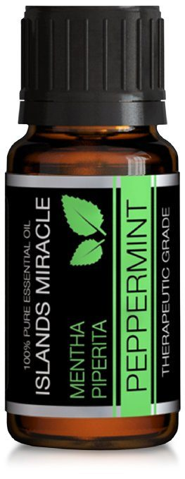 Peppermint Essential Oil 100% Pure Therapeutic Grade - 10ml