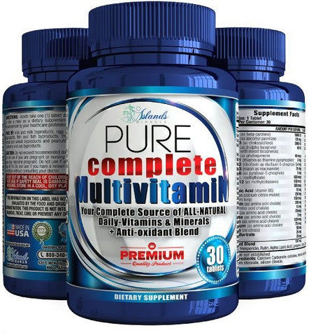 Daily Multivitamin For Men & Women