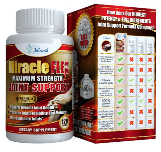 Miracle Flex Joint Support -Maximum Strength