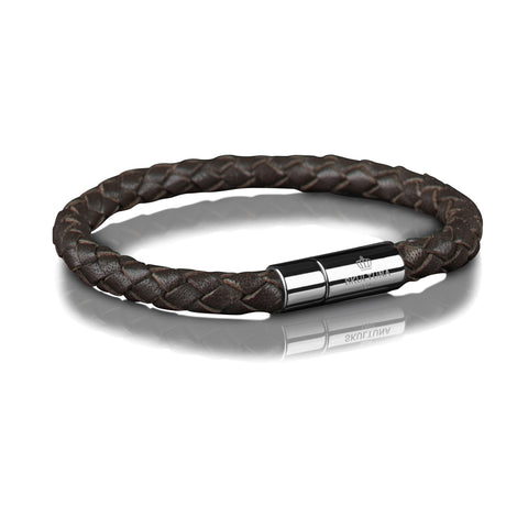 Single Leather Bracelet