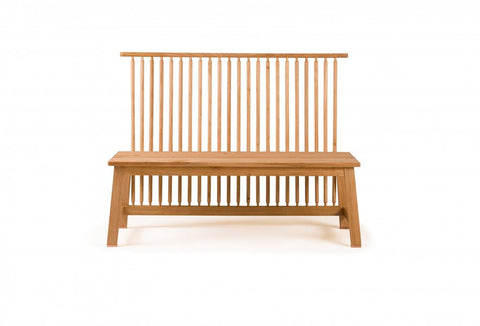 450 Two-Seater Bench with Back