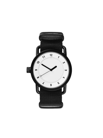No. 1 Watch w/ White Face