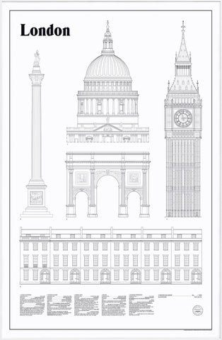 London Elevations