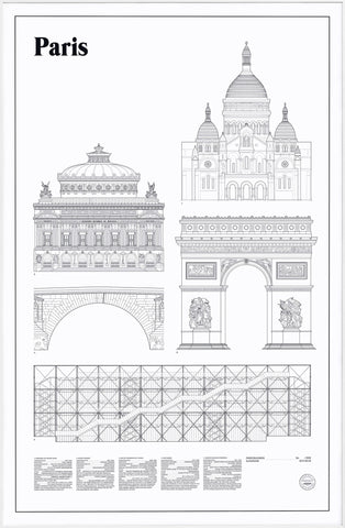 Paris Elevations