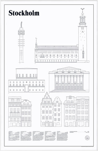Stockholm Elevations