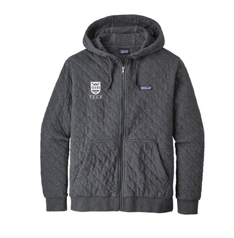 Patagonia Men's Organic Cotton Quilt Hoody