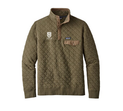 Patagonia Men's Organic Cotton Quilt Snap-T® Pullover