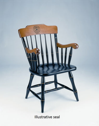 Tuck Captains Chair - Laser-etched