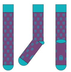 Tuck Dress Socks