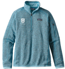 Patagonia Women's Better Sweater 1/4-Zip Fleece