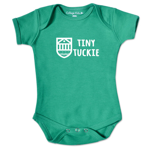 Tiny Tuckie Short-Sleeve Bodysuit Onesie