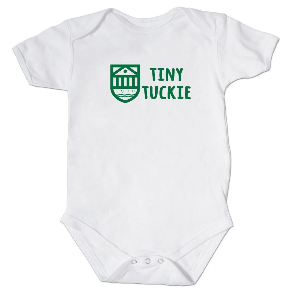 'Tiny Tuckie' Short-Sleeve Bodysuit