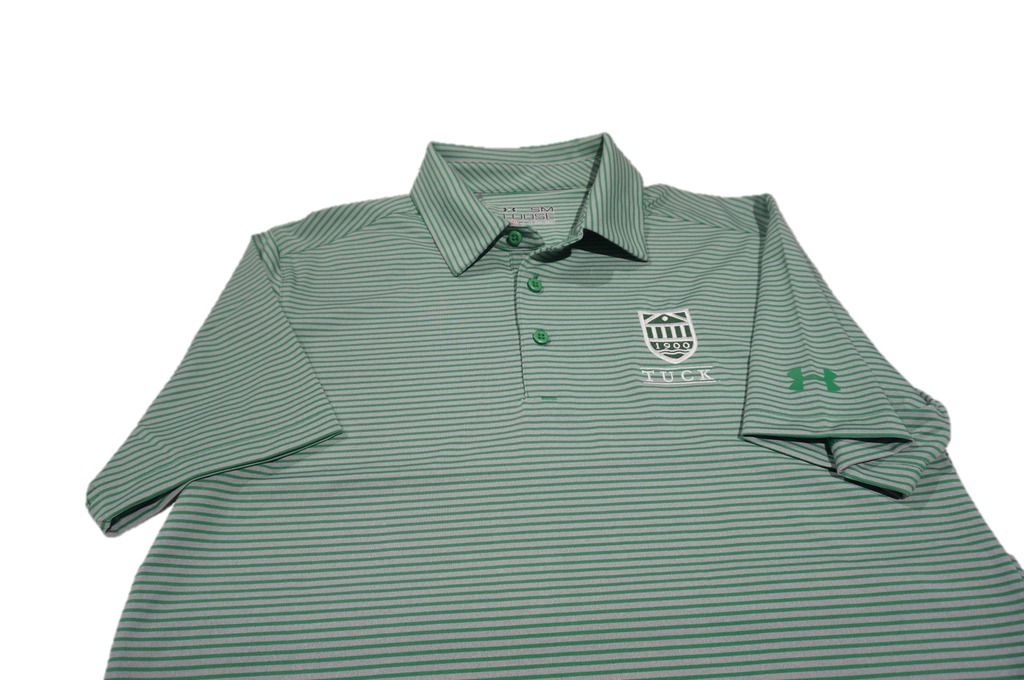 Under Armour Striped Polo  New