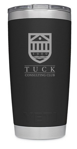 PRE-ORDER Yeti Rambler - Consulting Club
