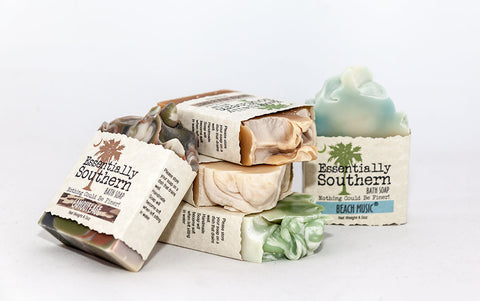 Handmade, All Natural Soaps