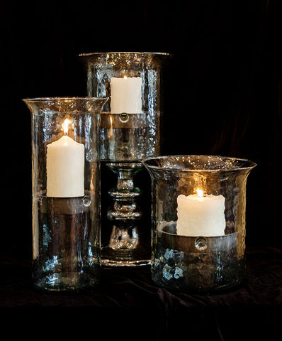 "Candle Cylinder Lg 12"" x 12.5"""
