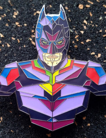 Gotham's Champion Pin
