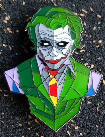 Chaos Clown Pin
