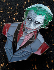 Chaos Clown Rare Pin