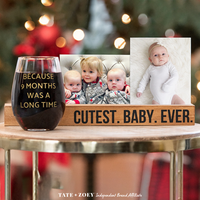New Mom Gift Set