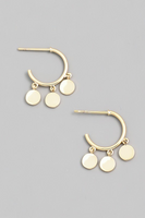 Calypso Gold Earrings