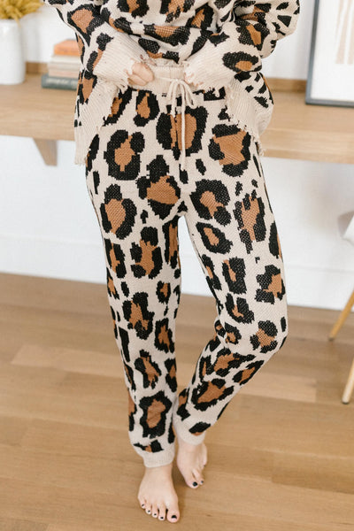 Chasing Sleep Joggers in Leopard