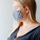 Beaded Face Mask Chain Necklace/ Lanyard