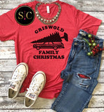 Griswold Family Christmas Tee {Pre-order}