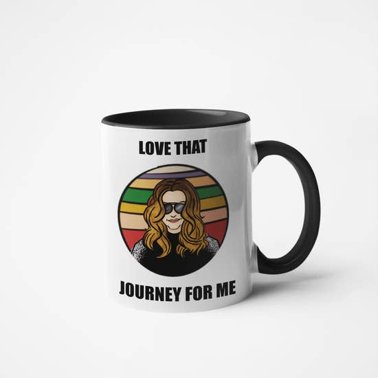 Love That Journey - Alexis - Schitt's Creek Coffee Mug