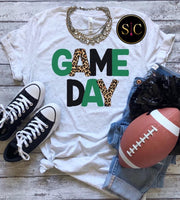 Custom Multicolor Game Day Tee {Pre-Order}