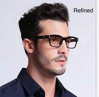 Mens Refined Blue Light Glasses