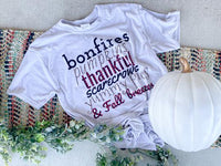 Fall Phrases Tee {Pre-Order}