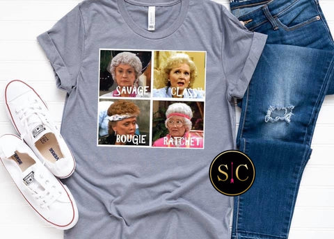 Golden Girls Tee
