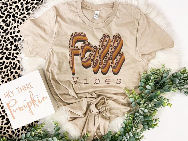 Fall Vibes Tee {Pre-Order}