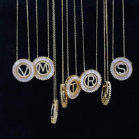 The Fab Initial Necklace