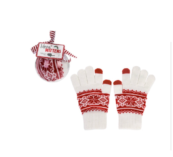 Merry Mitten Tech Gloves